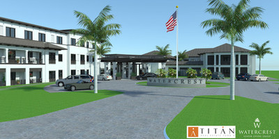Watercrest Senior Living Group and Titan Development announce the development of Watercrest Winter Park Assisted Living and Memory Care in Winter Park, Florida.
