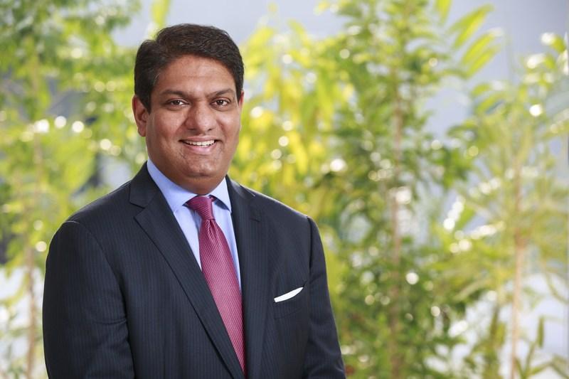 Mr. Krishna Boadanapu, MD and CEO, Cyient