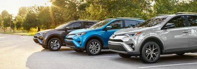 The 2018 Toyota RAV4 is available at Roberts Toyota, in Columbia.