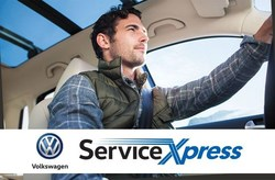 Volkswagen Service Xpress is a no-appointment-needed fast lane.