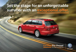 Volkswagen certified pre-owned models have 2 years or 24,000 miles of warranty coverage, whichever comes first.