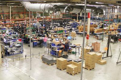 Ametek Powervar opens new manufacturing facility in North Carolina