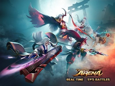 Onmyoji Arena is Launched Worldwide with its New Gameplay