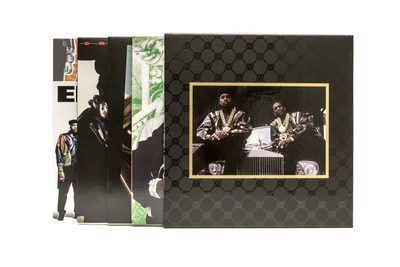 Eric B. & Rakim's 'The Complete Collection' 8-LP + 2-CD Deluxe Box Set Arrives July 13 On Urban Legends / UMe