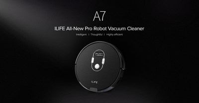 A7 Global Launch: ILIFE All-New Pro Robot Vacuum Cleaner