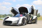 Dendrobium D-1 electric-hypercar moving towards production (PRNewsfoto/Dendrobium Automotive Limited)