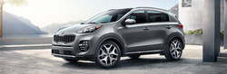Combining ruggedness and refinement, the 2019 Kia Sportage lets Tampa-area drivers go further and do more with their crossover.