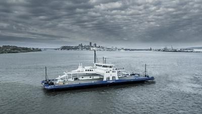 NM Armand-Imbeau II (CNW Group/Davie Shipbuilding)