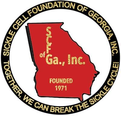 Sickle Cell of Georgia Logo (PRNewsfoto/SCFG)