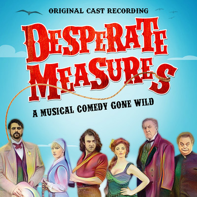 The Original Cast Recording of Desperate Measures is available now.