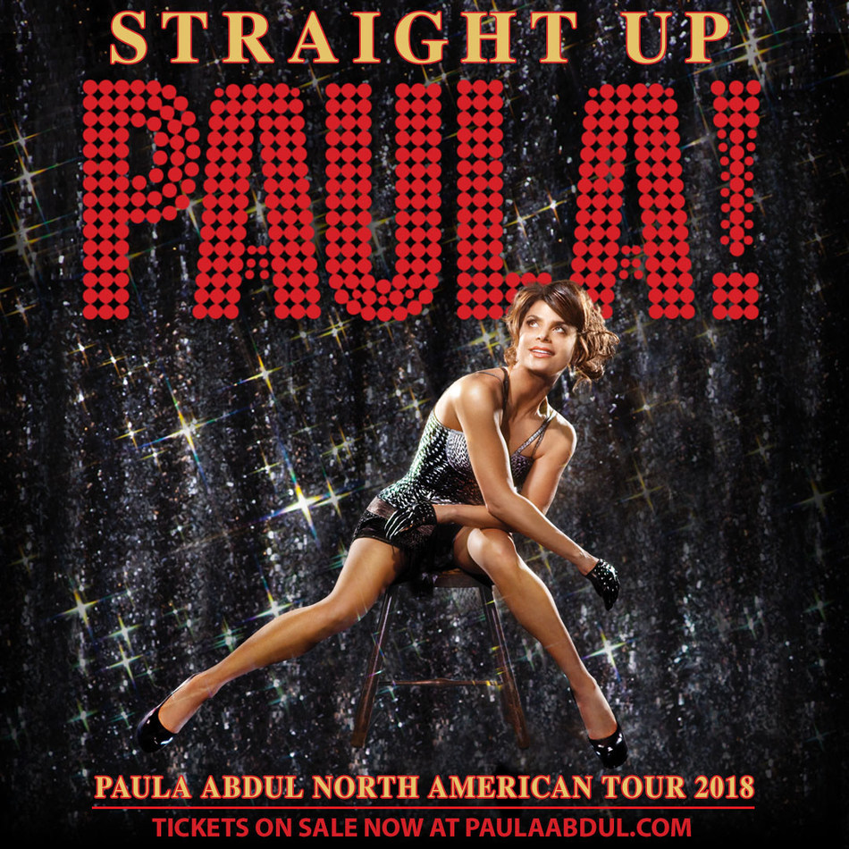 STRAIGHT UP PAULA! - Tickets on Sale NOW!