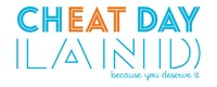 Cheat Day Land Logo