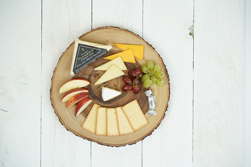 Signature Fruit and Cheese Platter is here to stay. Guests will find an extra cracker to optimize the cheese-to-cracker ratio – a top request from our frequent fliers.