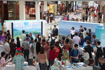 Chinese destination Sanya promotes its charm during roadshow