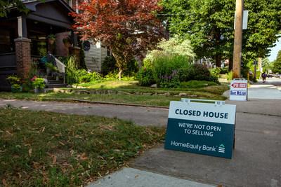 HomeEquity Bank We're Not Open to Selling (CNW Group/HomeEquity Bank)