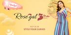 Fashion Retailer Rosegal Celebrating 5th Anniversary, Expanding Plus Size Categories
