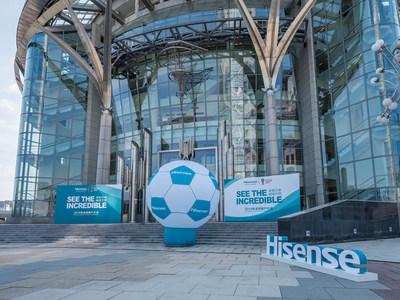 Conferência Global de Parceiros da Hisense (PRNewsfoto/Hisense)