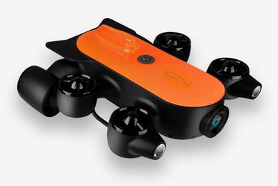 Geneinno Technology's Titan Underwater Drone Raised $300,000 on Kickstarter