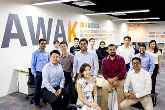 The new AWAK headquarter will house 16 employees in research, regulatory and business development functions. (PRNewsfoto/AWAK Technologies)