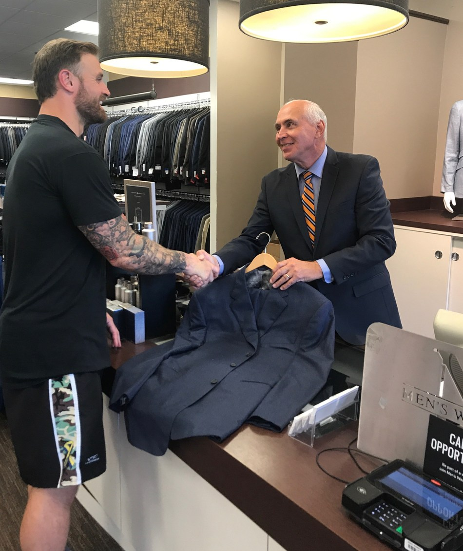 Program Collects Donations of Gently Used Professional Attire to Help Americans Seeking Employment