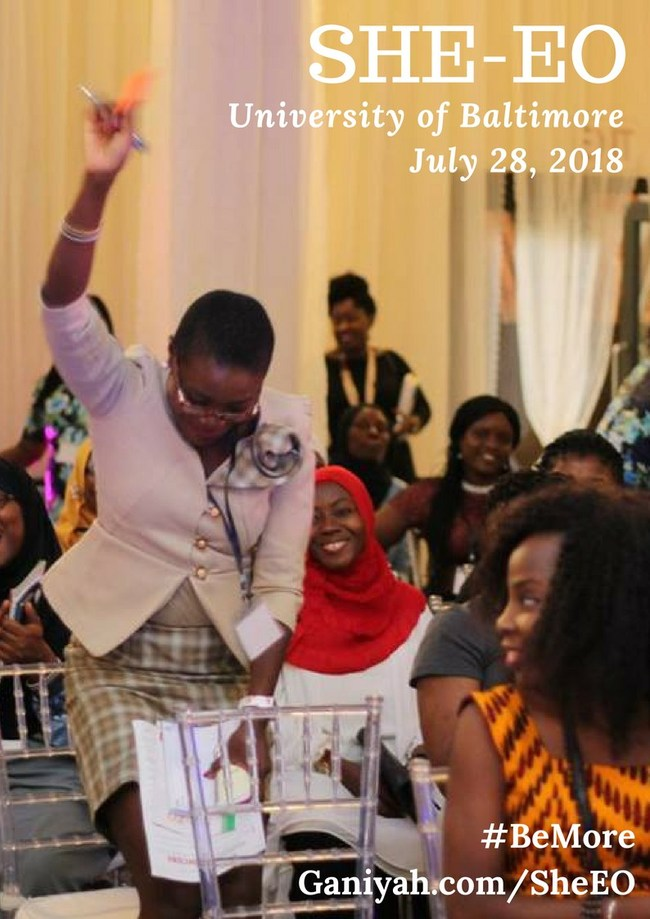 'She-EO' Multicultural Women's Conference in Baltimore July 28