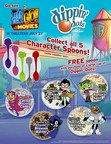 "Dippin' Dots Joins Forces with ""Teen Titans GO! to the Movies"" with Character Spoons, Sweepstakes"