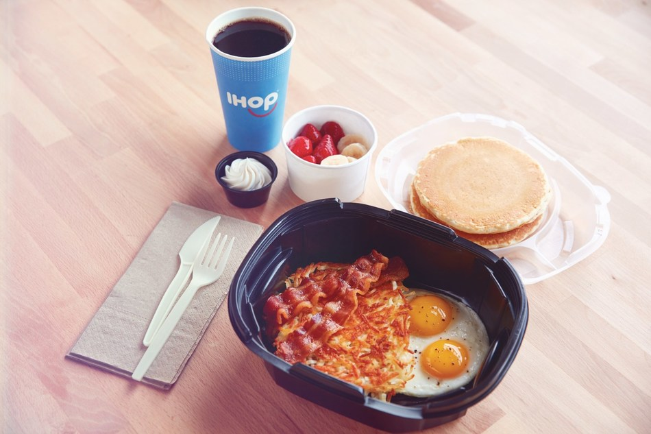IHOP Restaurants teams with DoorDash to launch delivery from more than 300 locations across the U.S.