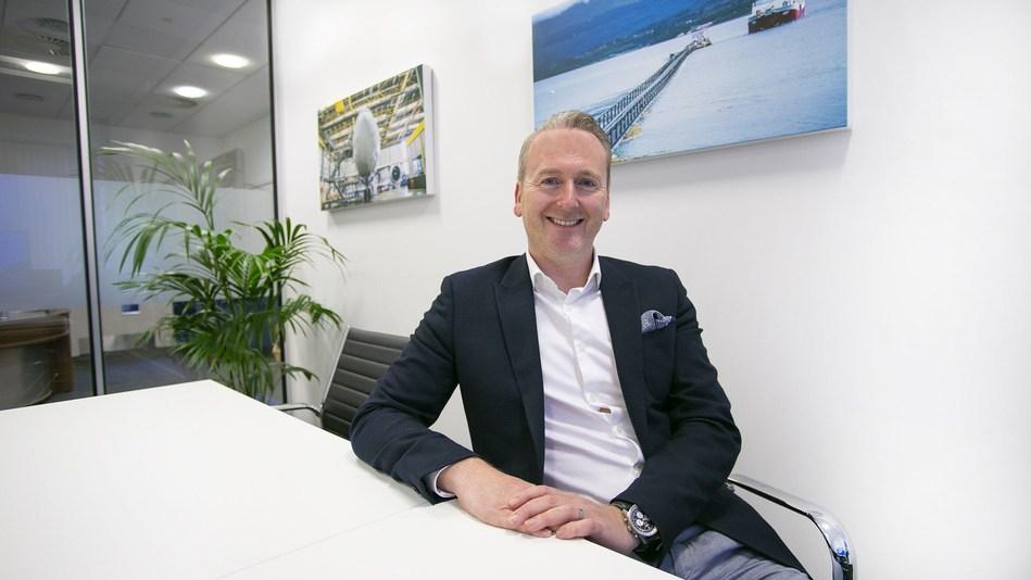Ben Dorks, Chief Executive Officer, Ideagen (PRNewsfoto/Ideagen PLC)