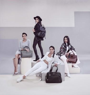 TUMI Taps Rosario Dawson For Women's Brand Campaign