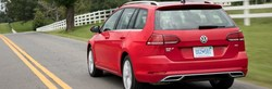 The product experts at Spitzer Volkswagen helps its customers learn more about the 2018 versions of the VW Golf SportWagen and 2018 Tiguan crossover SUV. Call the dealership today to schedule a test drive.