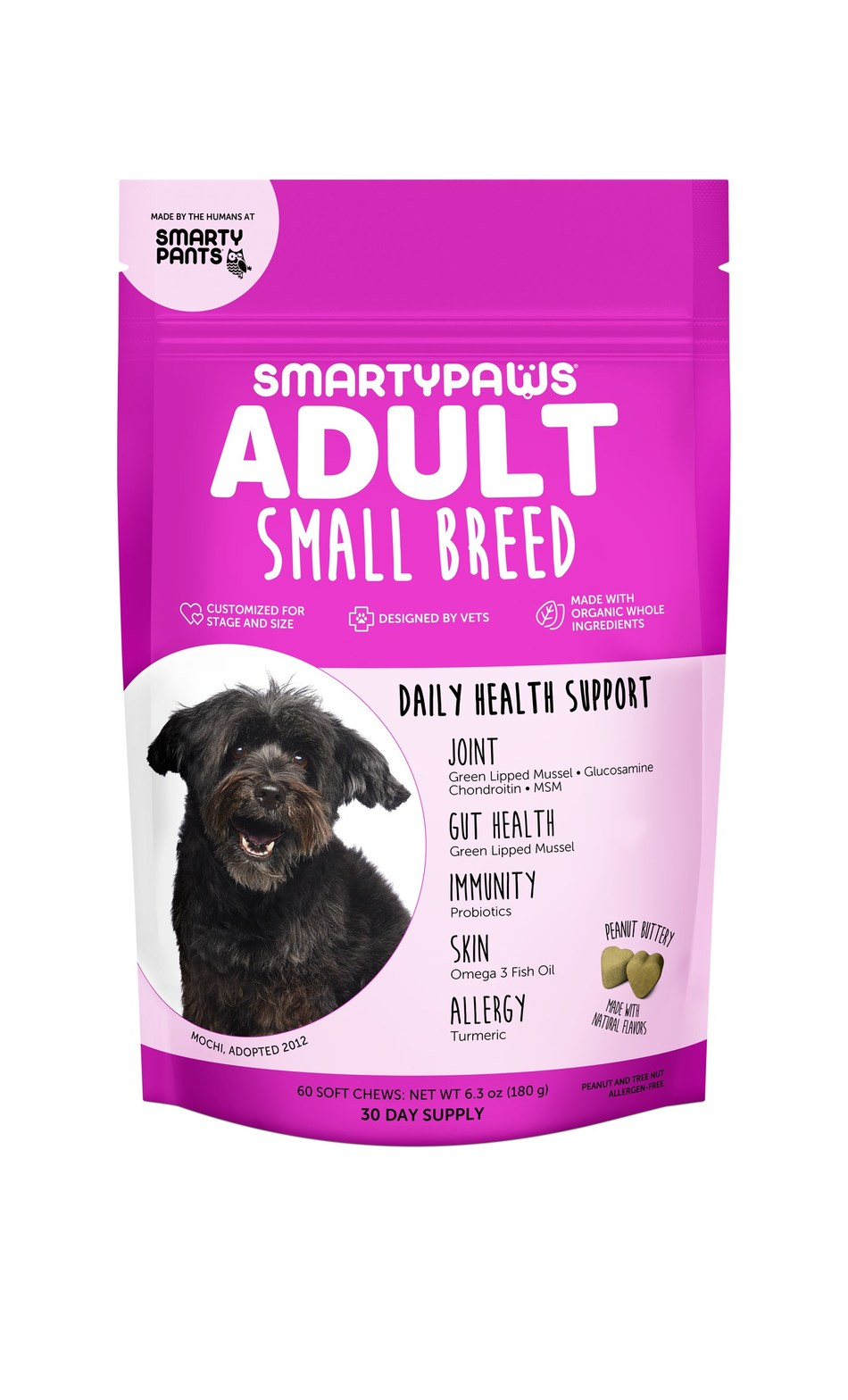 SmartyPaws Adult Small Breed