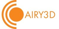 Logo : AIRY3D (Groupe CNW/AIRY3D)