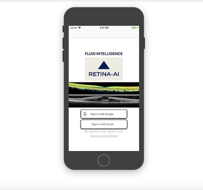 Fluid Intelligence by RETINA-AI --- the first A.I. mobile app for eye-care professionals. With greater than 90% accuracy, this app detects macula edema and sub-retinal fluid. It is an excellent screening tool for diabetic macula edema, exudative macular degeneration, retinal vein occlusion edema, cystoid macula edema after cataract surgery, and mac-off retinal detachments. Fluid Intelligence by RETINA-AI can help with questions like: Does my patient need an eye injection?