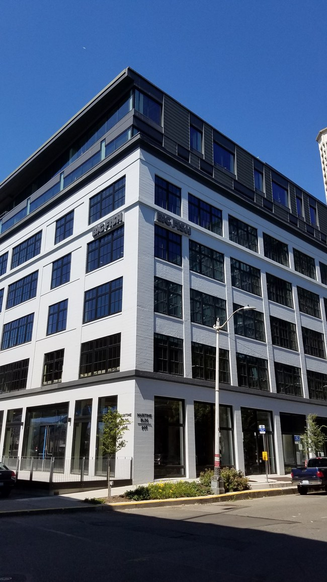 As of today, Big Fish's headquarters are now located on Seattle'swaterfront in the city's iconic Maritime Building.