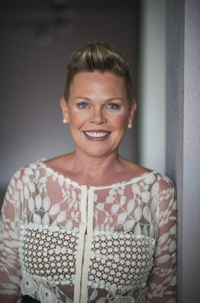 Joy Organics founder Joy Smith.