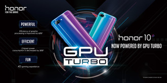Honor will deliver two huge updates to Honor 10 in August, GPU Turbo and Automatic Image Stabilization (AIS)