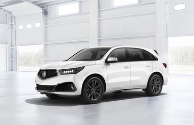 The 2019 Acura MDX arrives in dealers today boasting upgraded interior fitment, new available premium exterior colors, drivability and dynamics enhancements, and for the first time in MDX history, an A-Spec sport appearance package.