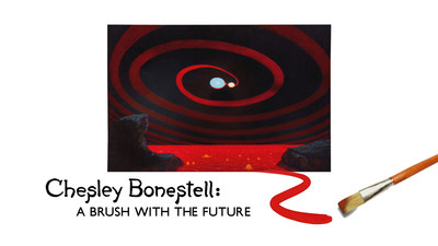 Chesley Bonestell: A Brush with the Future (PRNewsfoto/DMS Production Services, Inc.)