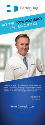 Leading physicians endorse Better Day™ Health.