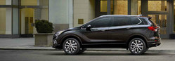 The 2018 Buick Envision is available now at Palmen Buick GMC Cadillac.
