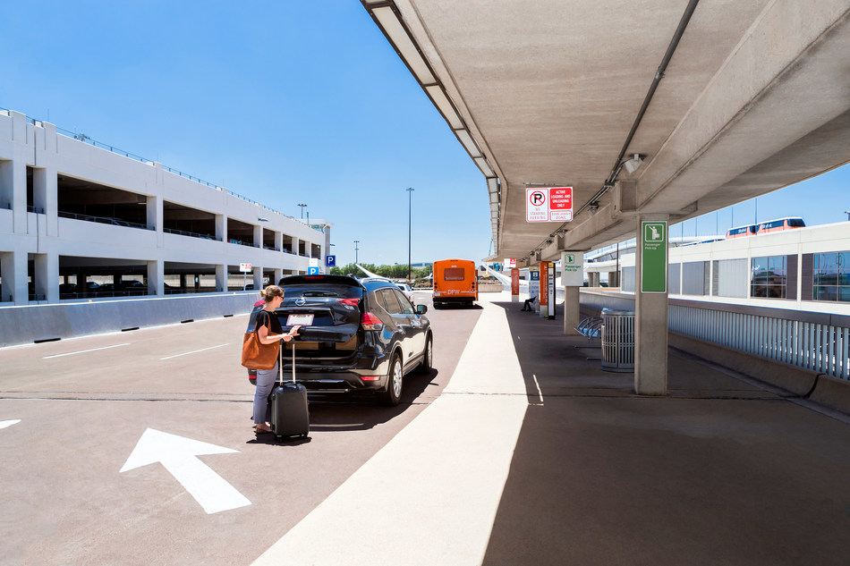 Terminal curbsides at DFW Airport will now be for active loading and unloading only, according to new rules implemented today.