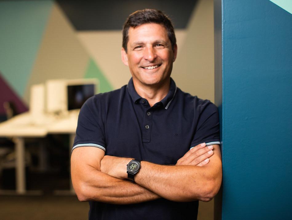 Swivel co-founder and CEO Scott Harmon (PRNewsfoto/Swivel)