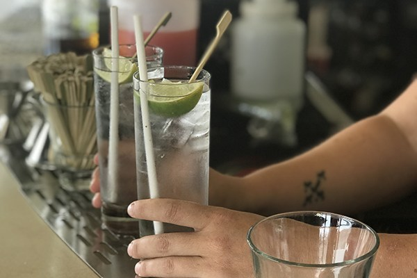 Marriott International is phasing out plastic straws in favor of alternative straws when requested.