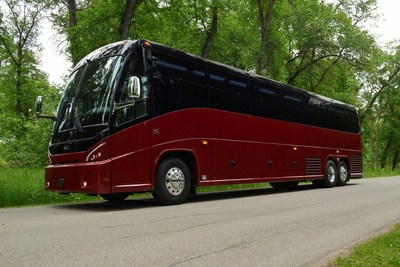 MV Transportation Expands Its Private Commuter Service Fleet with an MCI order for 19 2018 J4500 Coaches (CNW Group/NFI Group Inc.)