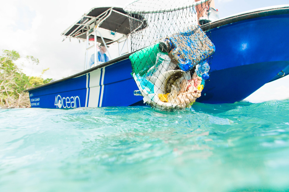 4Ocean will reach its one millionth pound of trash pulled from the ocean and coastlines on July 20, 2018. Launched in January 2017, 4Ocean global cleanups are funded entirely through the sale of sustainability products with every item purchased supporting the removal of one pound of trash from the ocean. The company is building the first economy for ocean plastic and creating a cleaner, more sustainable future for the ocean.