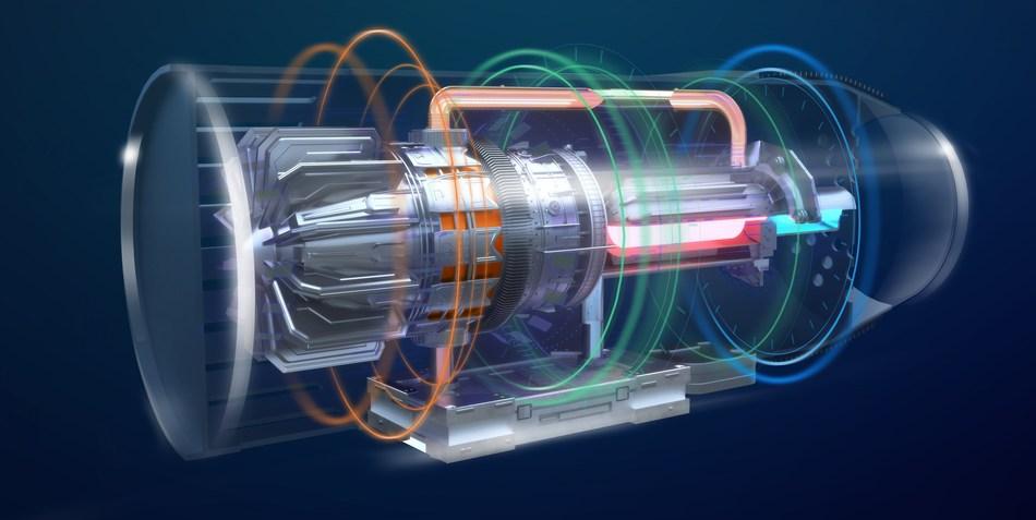 Power station to revolutionize