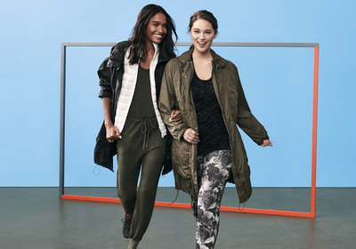 Joe Fresh to Expand their Activewear Category to Include Extended Sizes (CNW Group/Loblaw Companies Limited - Joe Fresh)