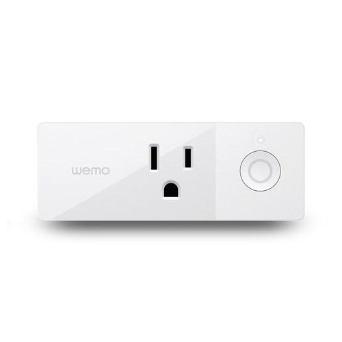 Wemo Mini Smart Plug First to Incorporate Apple Software Authentication for HomeKit (PRNewsfoto/Wemo)