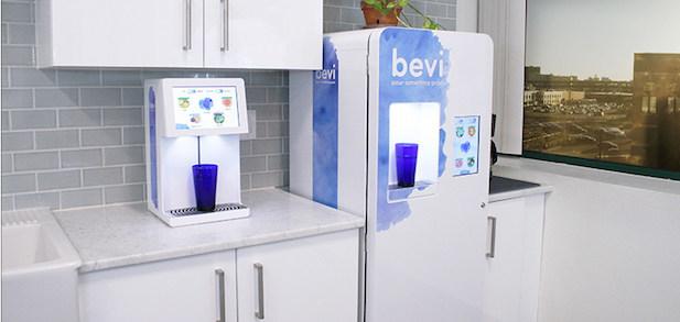 Bevi brings on executives from Amazon Robotics and Boston