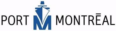 Logo: Port de Montréal (Groupe CNW/Administration portuaire de Montréal)